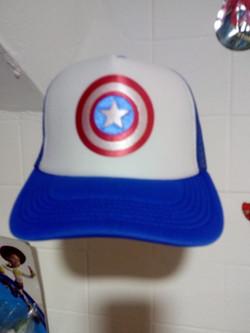 Gorra Capitan America 2