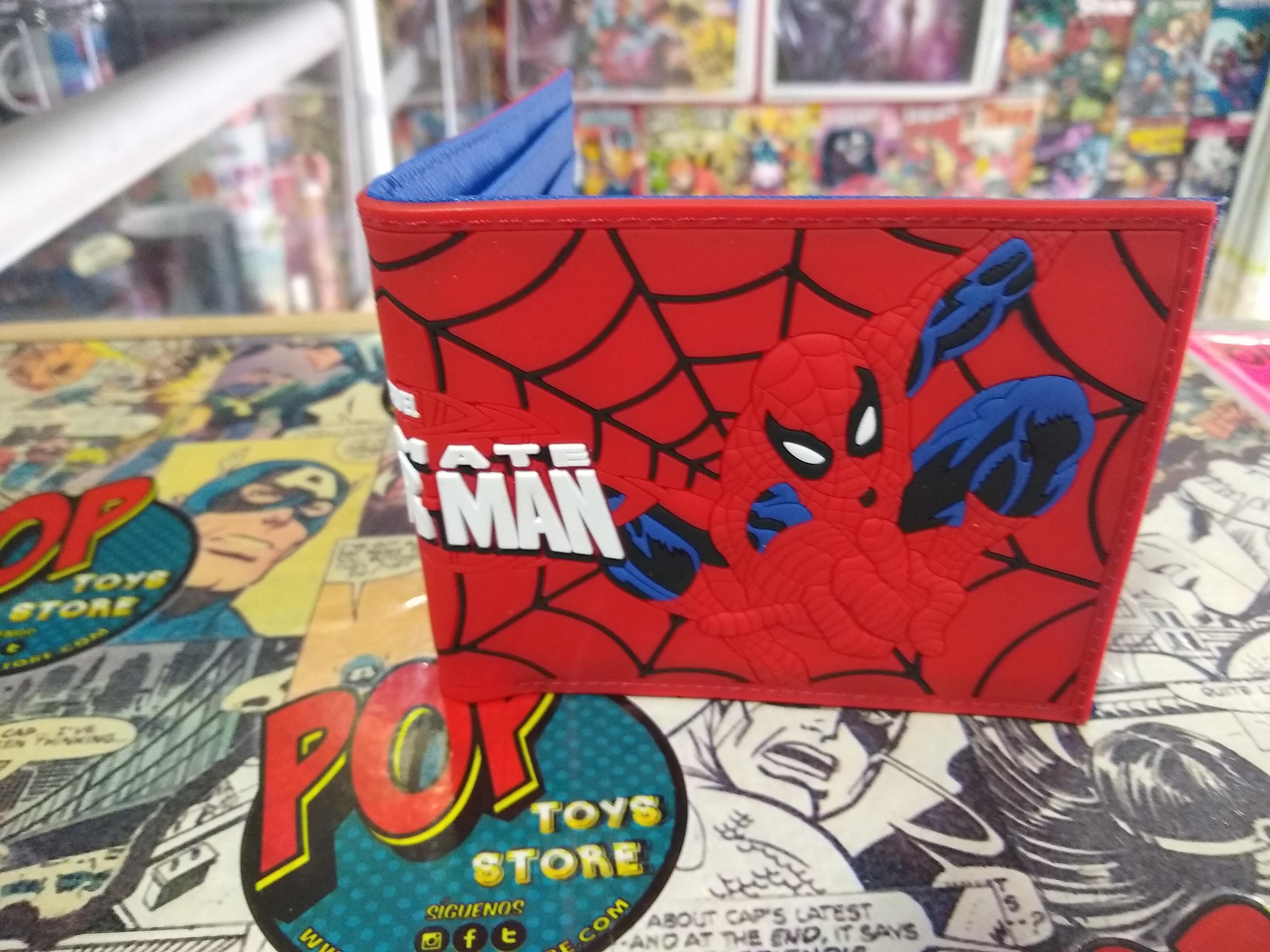 Billetera Spiderman 2