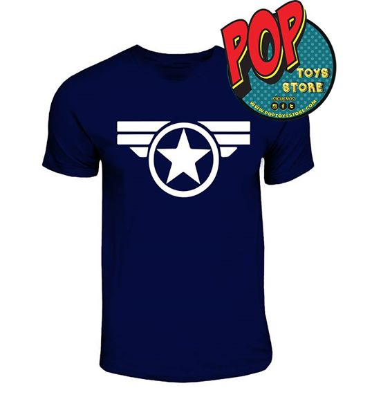 camiseta civil war 2