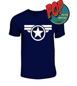 camiseta civil war 2