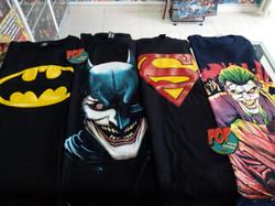 camisetas Dc 1