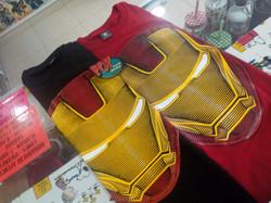 camisetas Iron Man 1