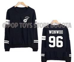 Buzo Seventeen  Wonwoo