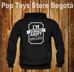 Buzo Army bts