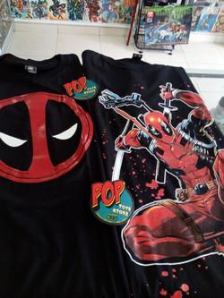 camisetas Deadpool