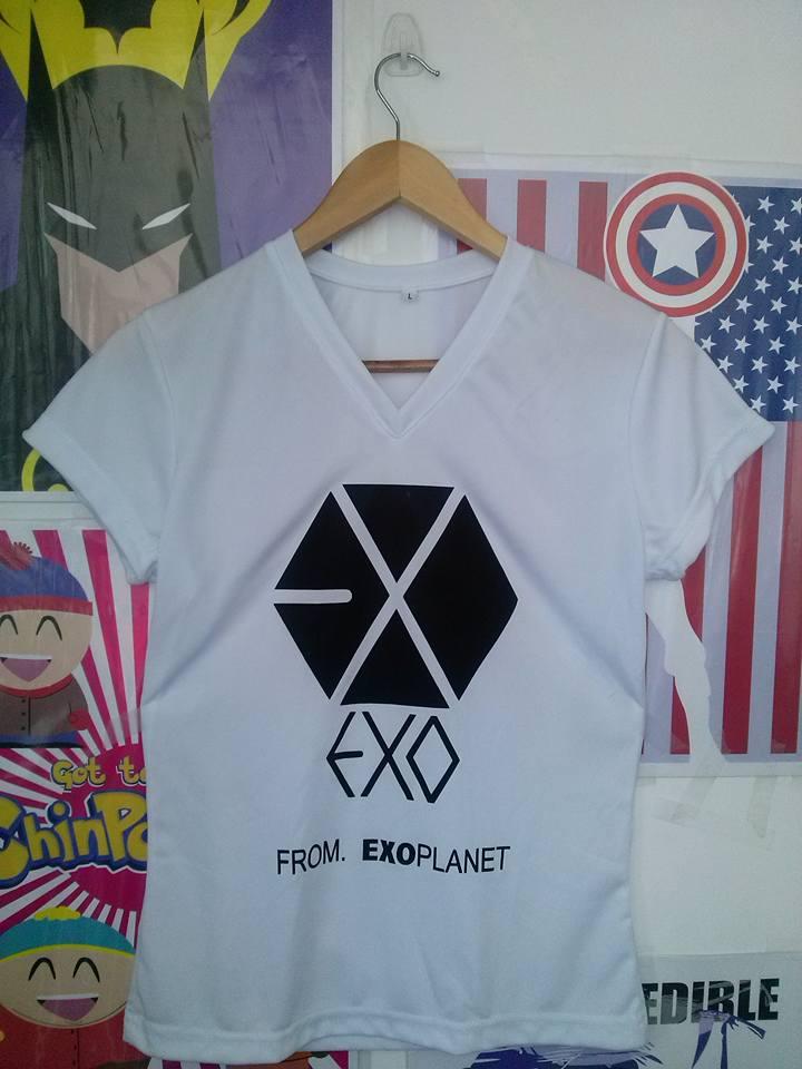 Camiseta Exo 2