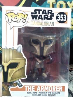 funko pop The Armorer