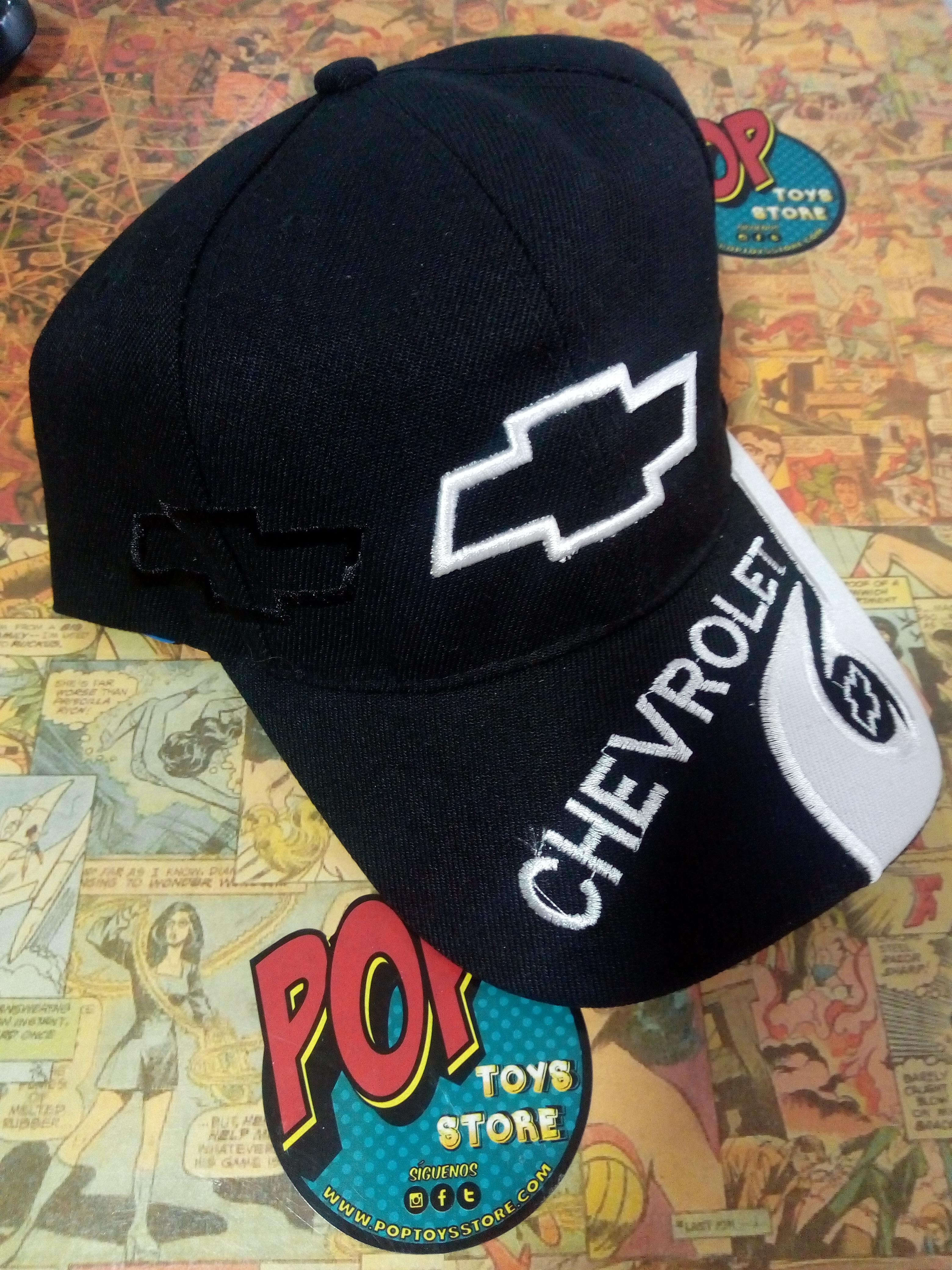 Chevrolet bordada 2