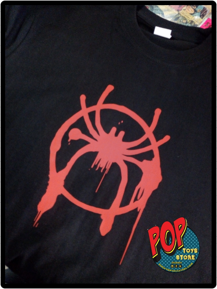 camiseta Spiderman 1