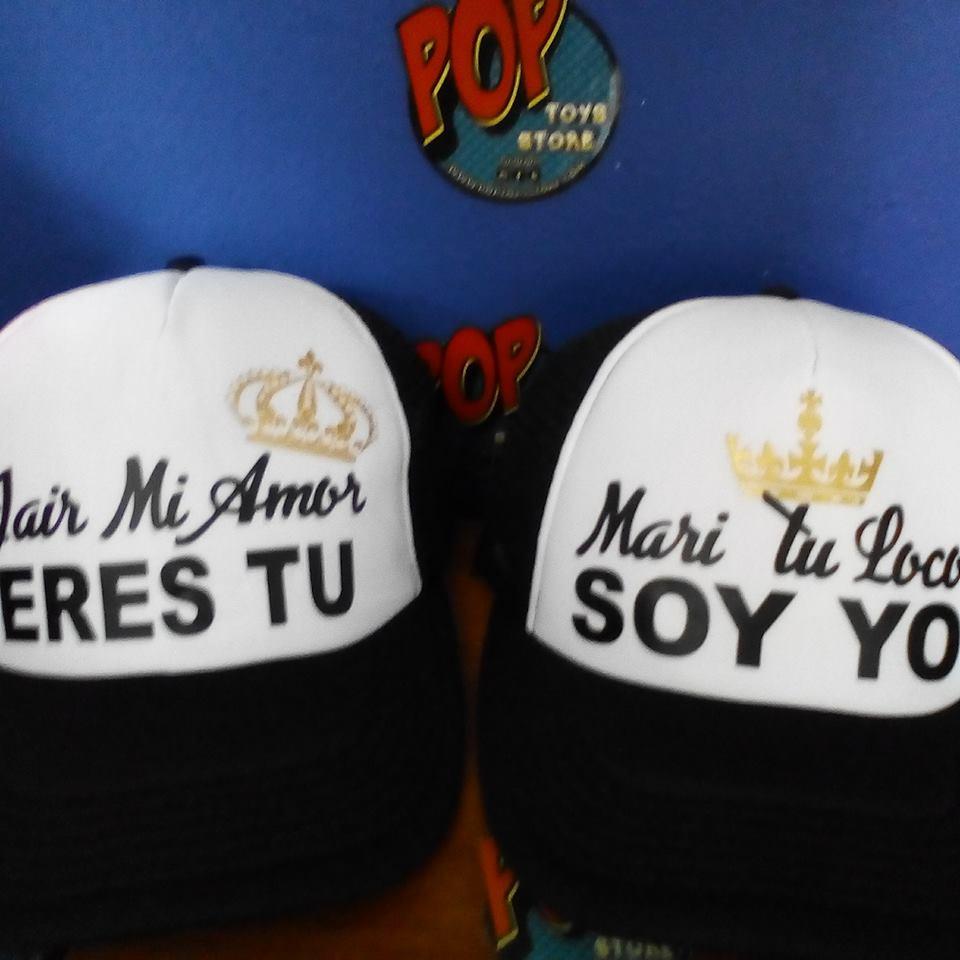 gorras my amor
