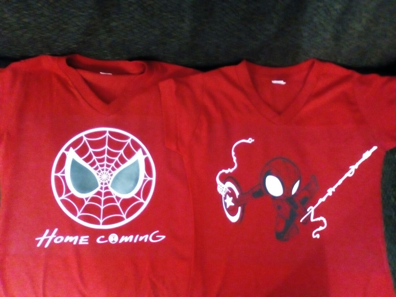 camiseta Spiderman 2