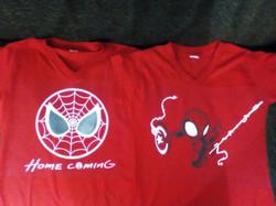 camiseta Spiderman 2