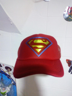 Gorra superman 6