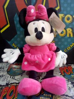 Peluche Minnie Rosa