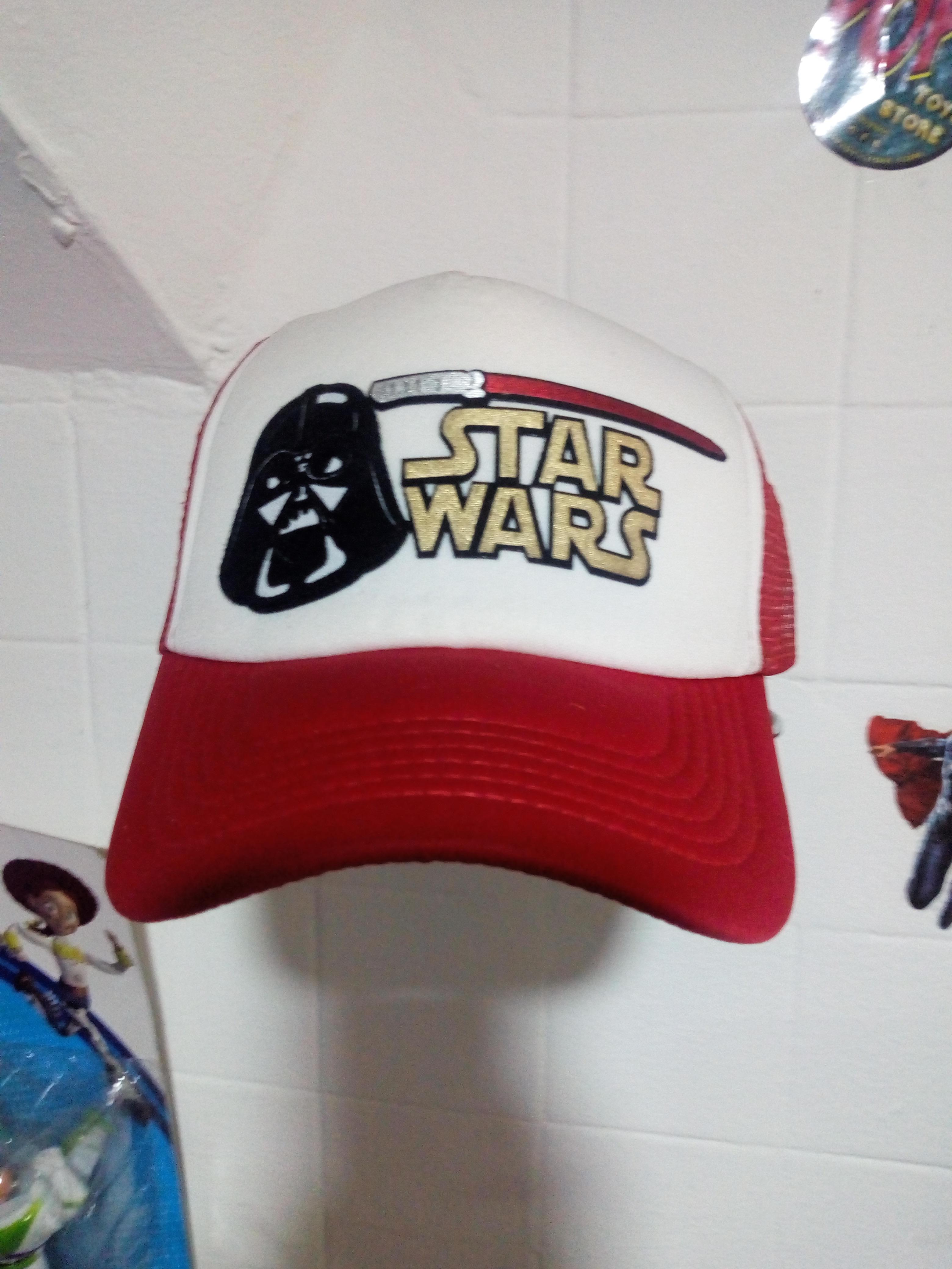 Gorra star wars1