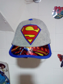 Gorra bebe Superman