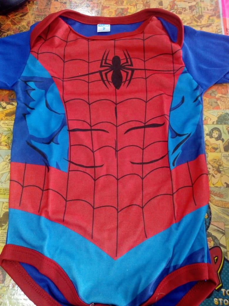 Body Torso Spiderman