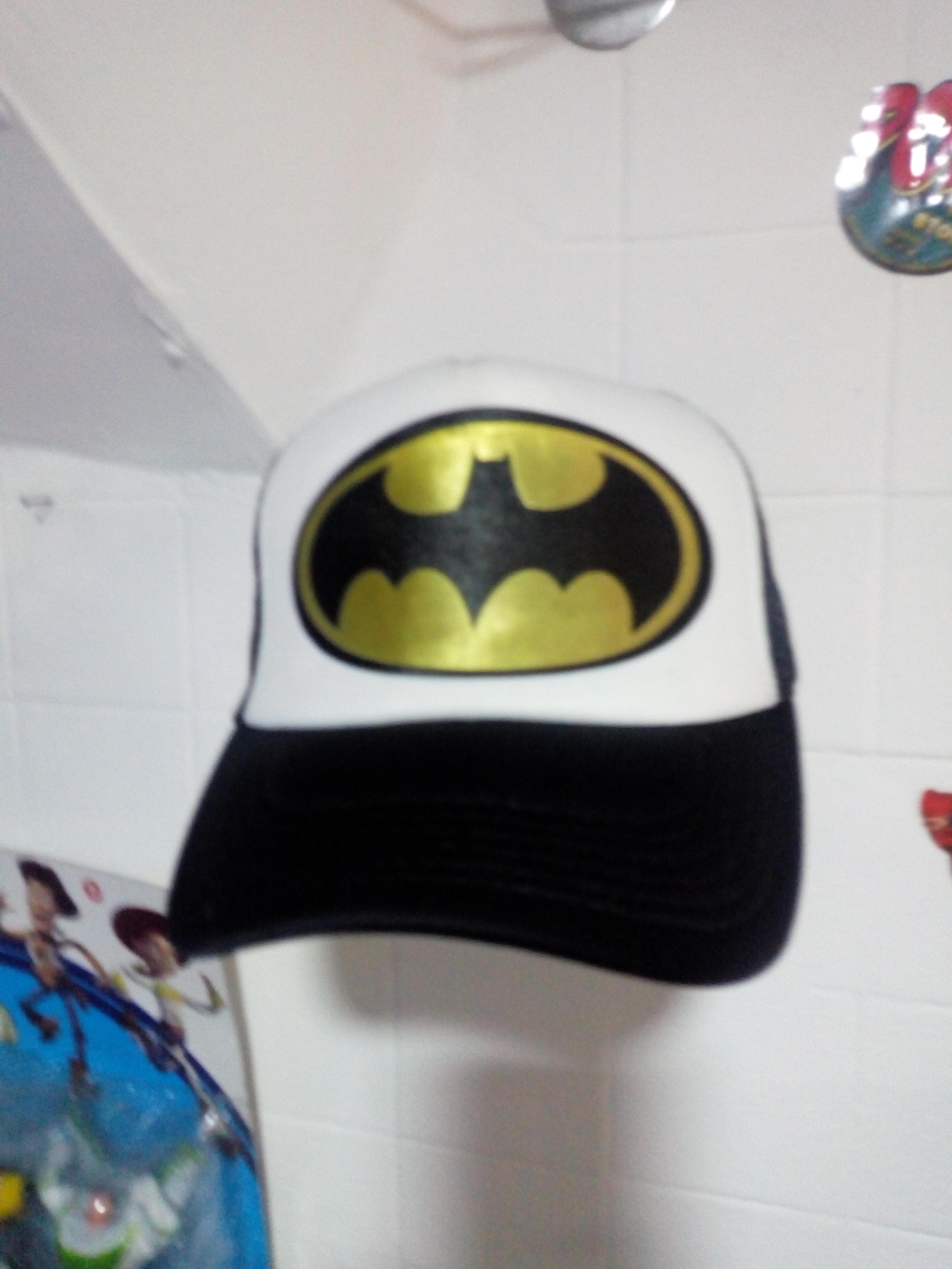 Gorra Batman 2