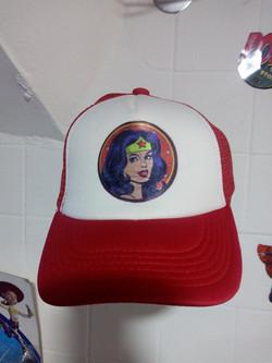 Gorra niña  Wonderwoman