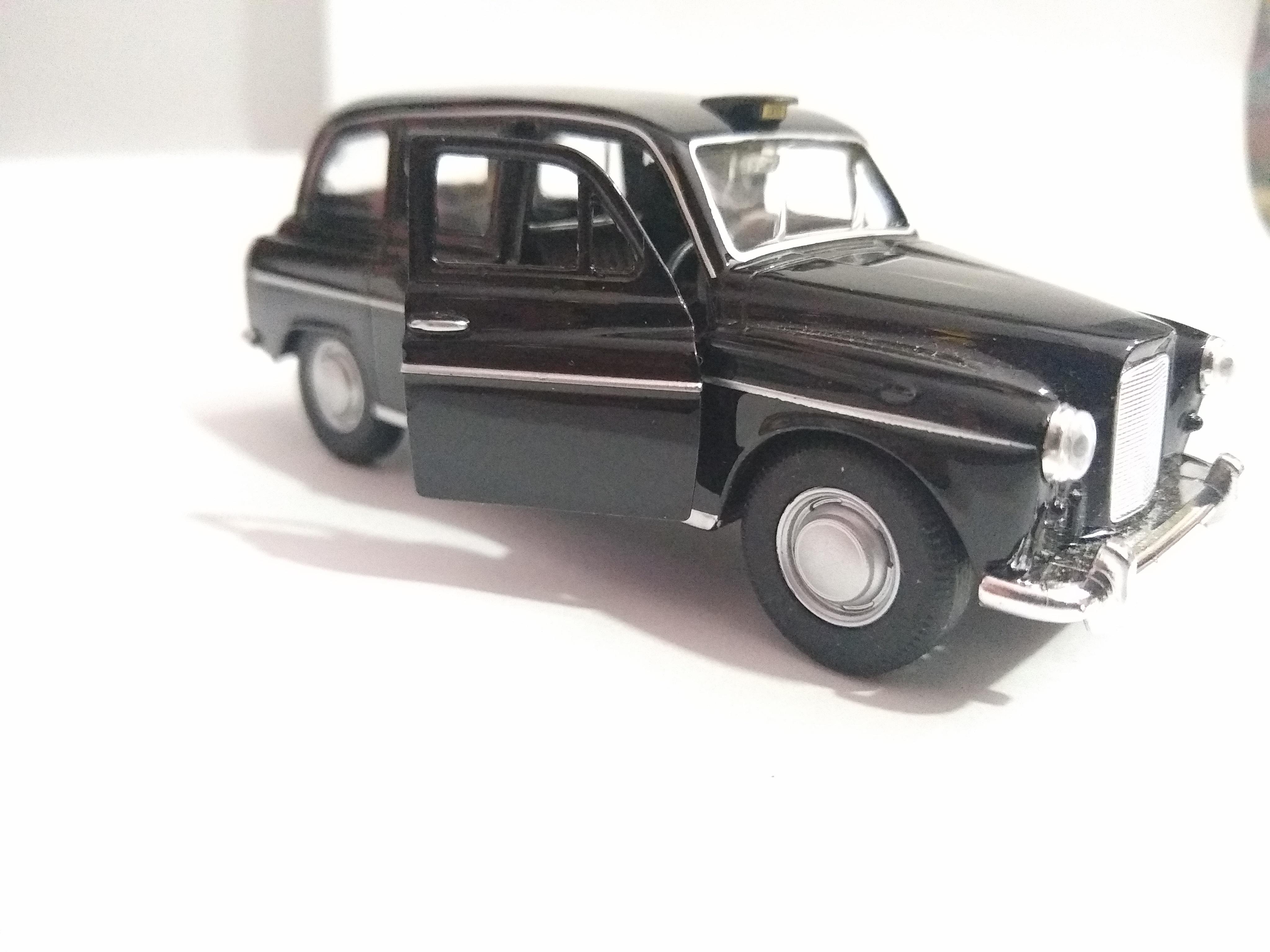 Austin px4 London taxi