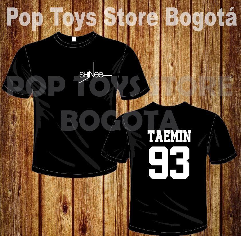 Camiseta Shinee