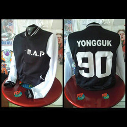 Beisbolera Bap Yongguk