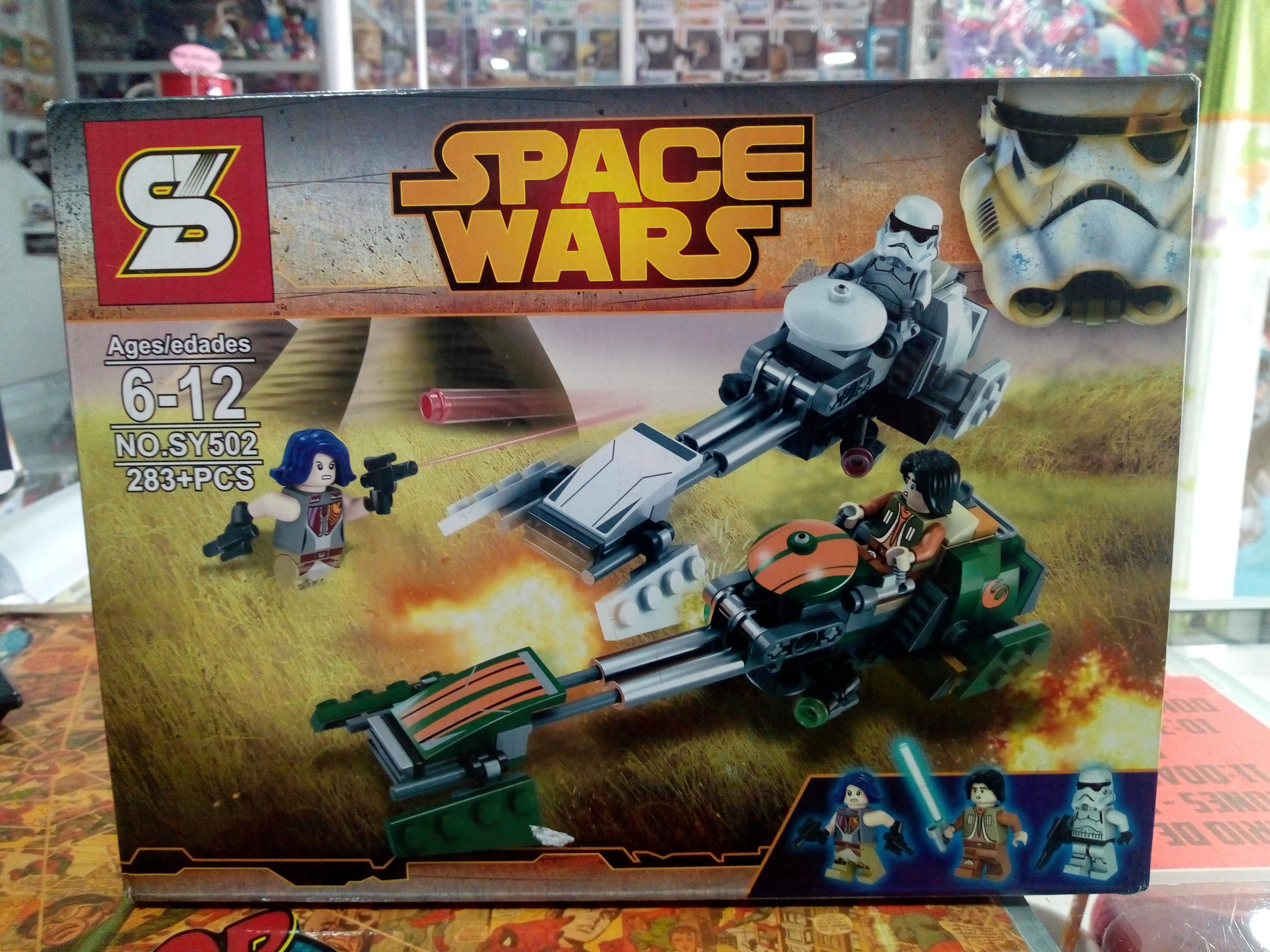 set tipo lego star wars