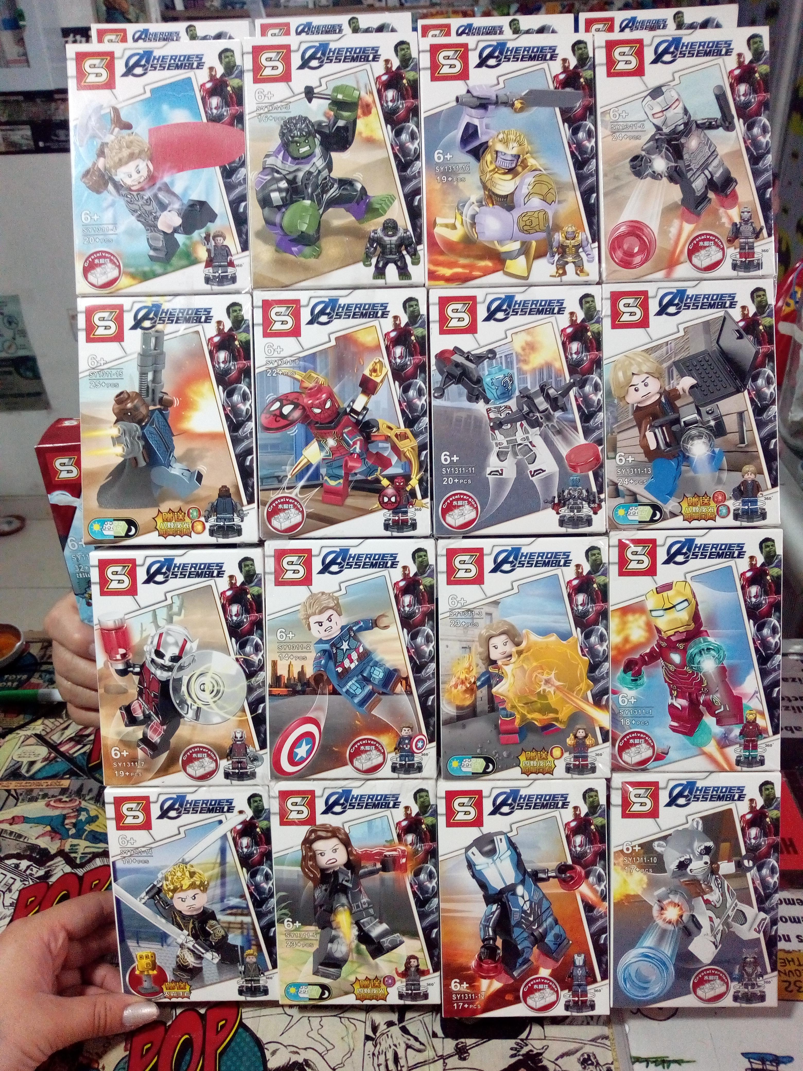 figuras avengers3