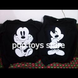 buzos Mickey and minnie 2