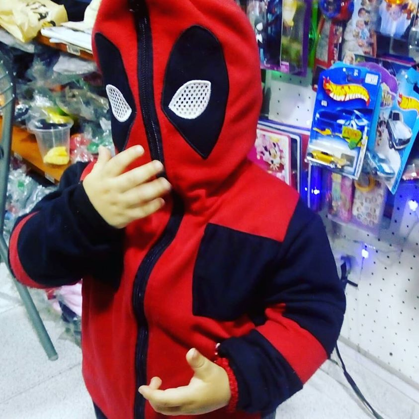 Buzo Deadpool
