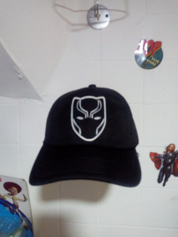 Gorra pantera negra