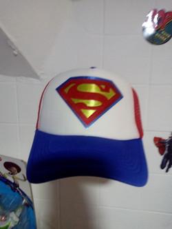 Gorra superman 4