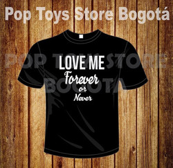 Camiseta kpop 1
