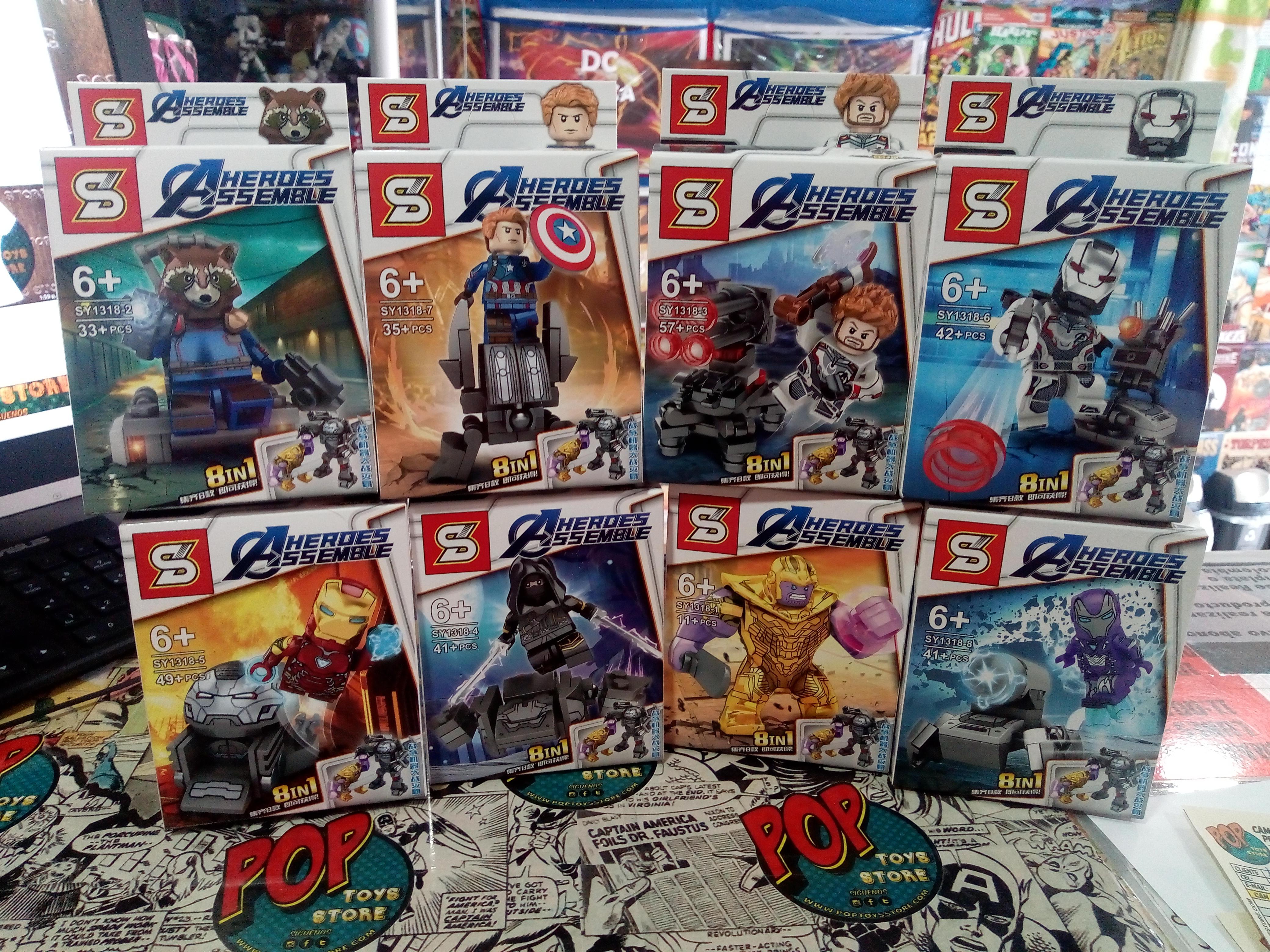 figuras avengers1