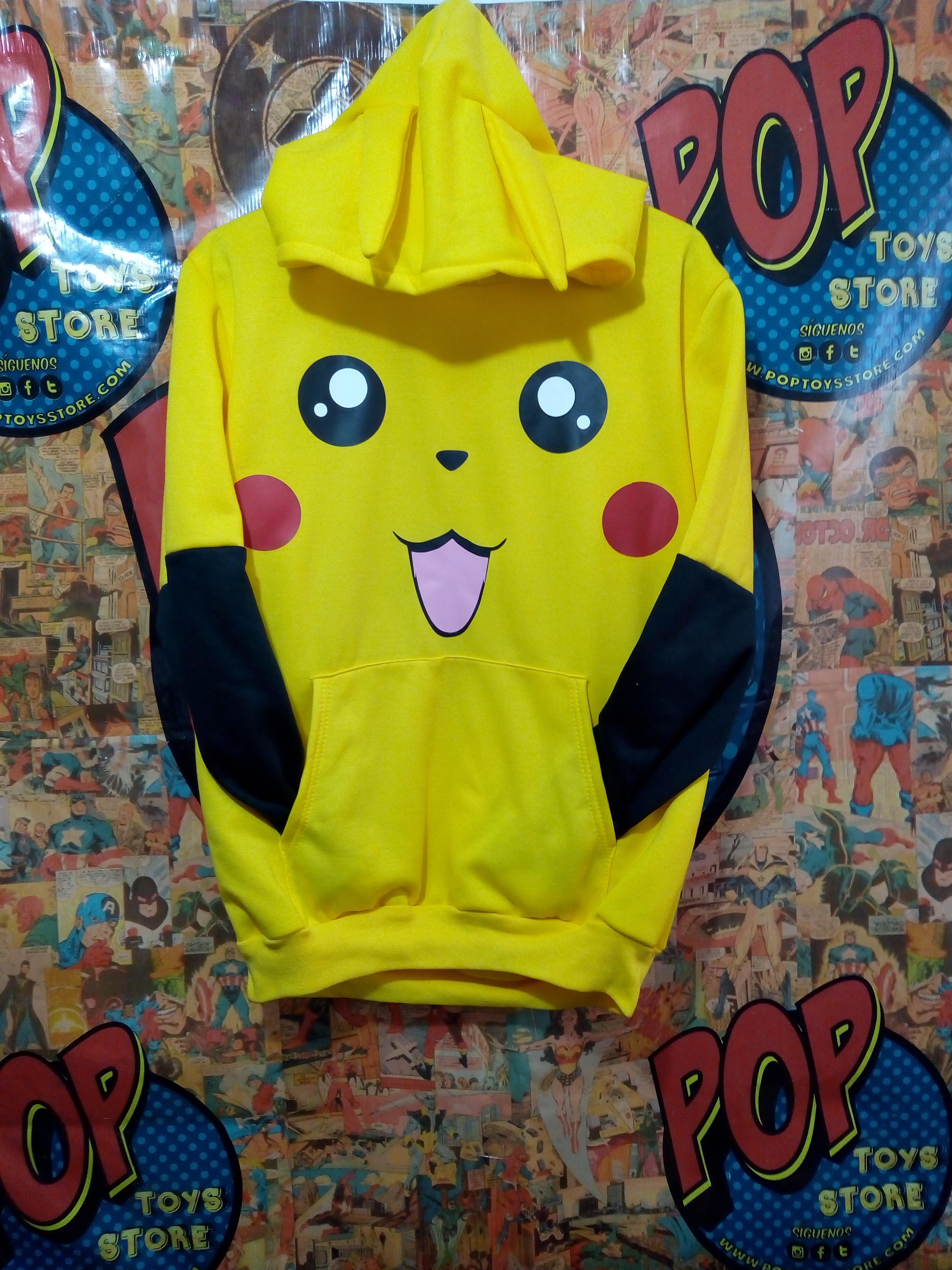 Buzo Pikachu