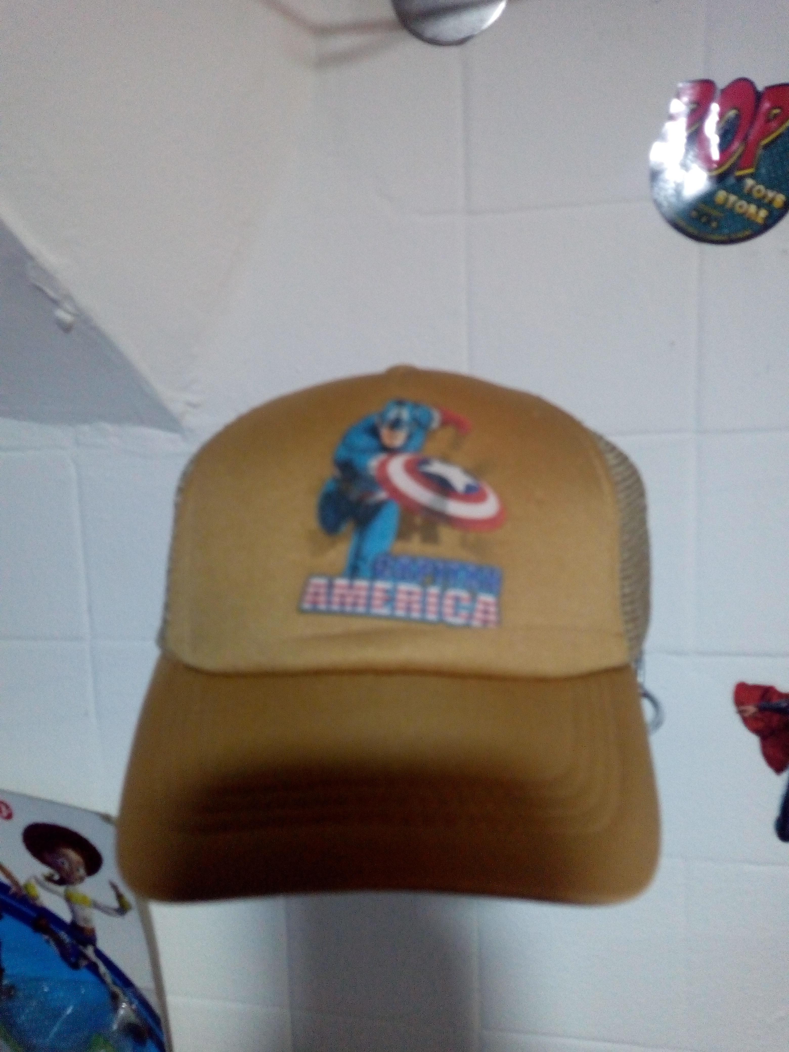 Gorra niño  capitan America