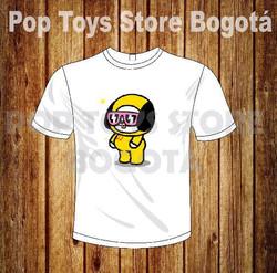 camiseta bt21