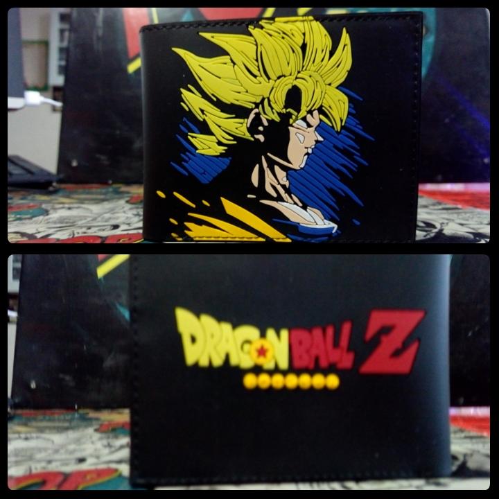 Billetera Goku 1