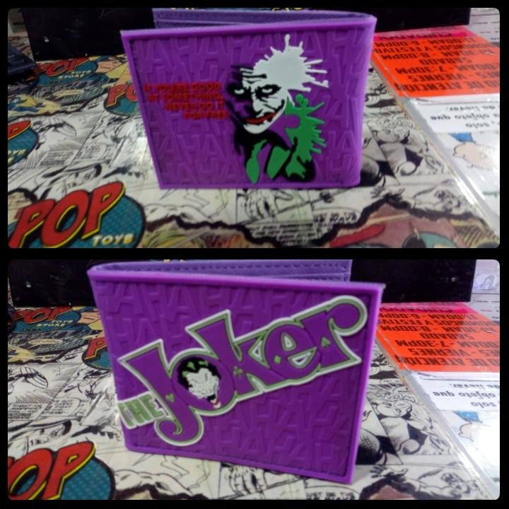 Billetera joker 1