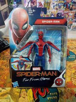 Spiderman Articulado