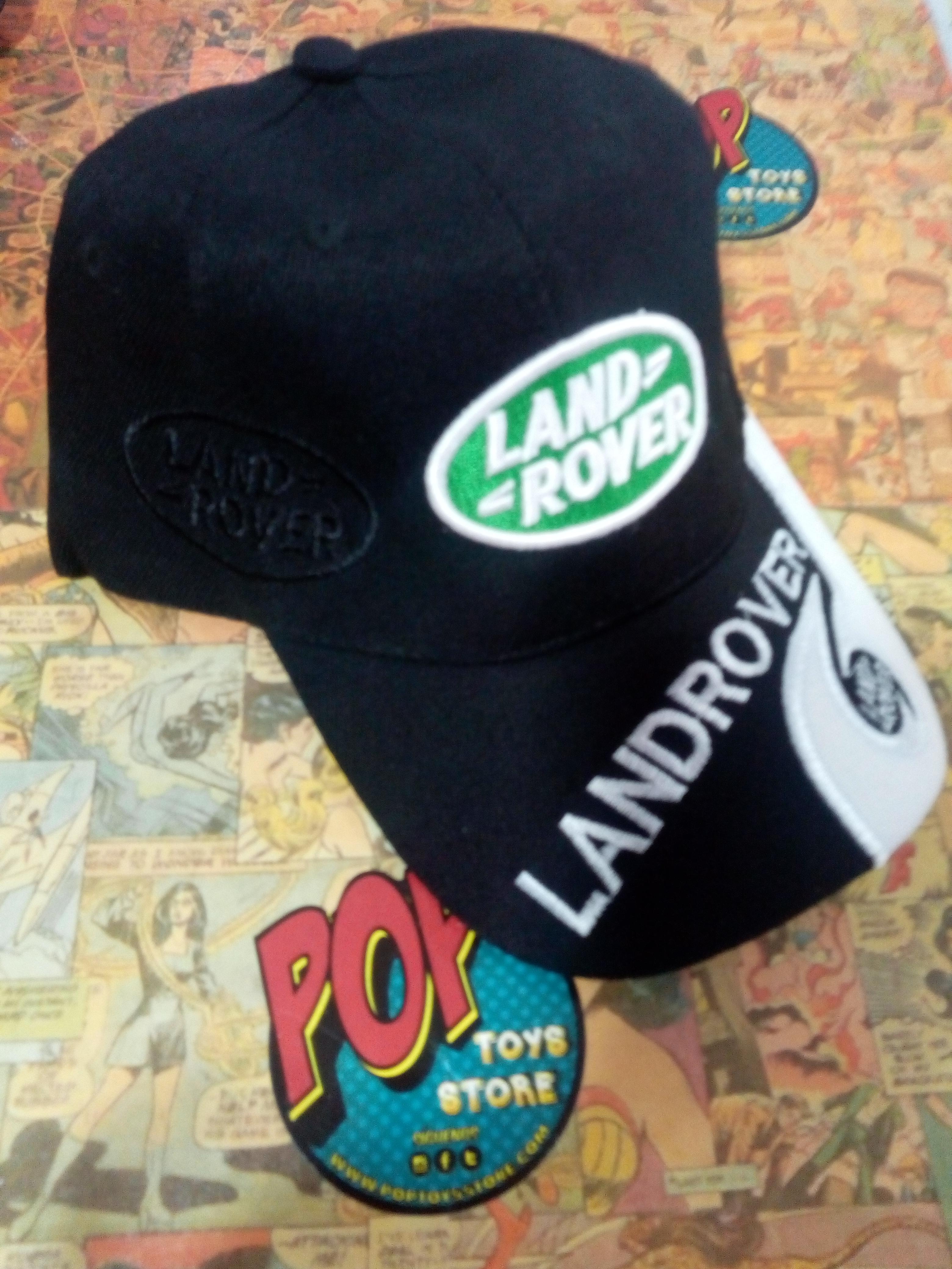 Land Rover Bordada 3
