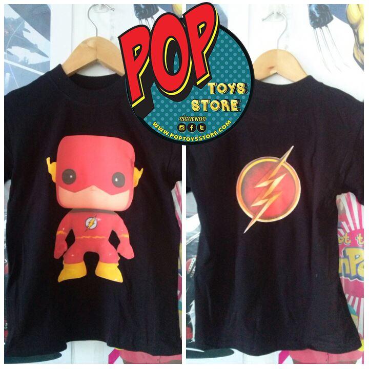Camiseta Flash1