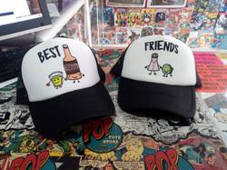 gorras tequila limon best friends