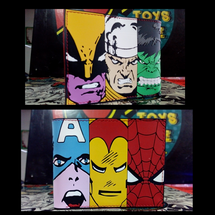 Billetera avengers 1