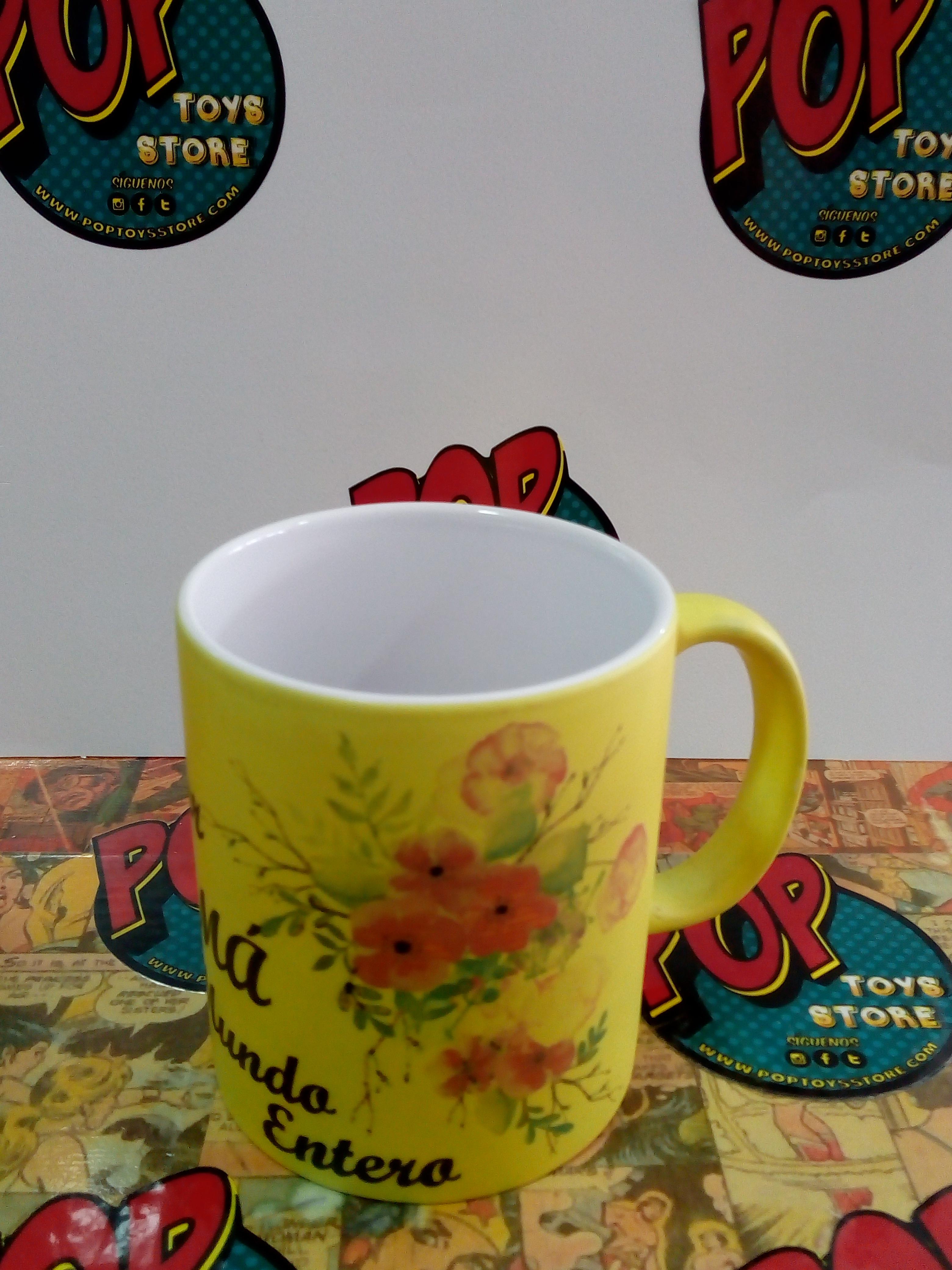 Mug  color neon
