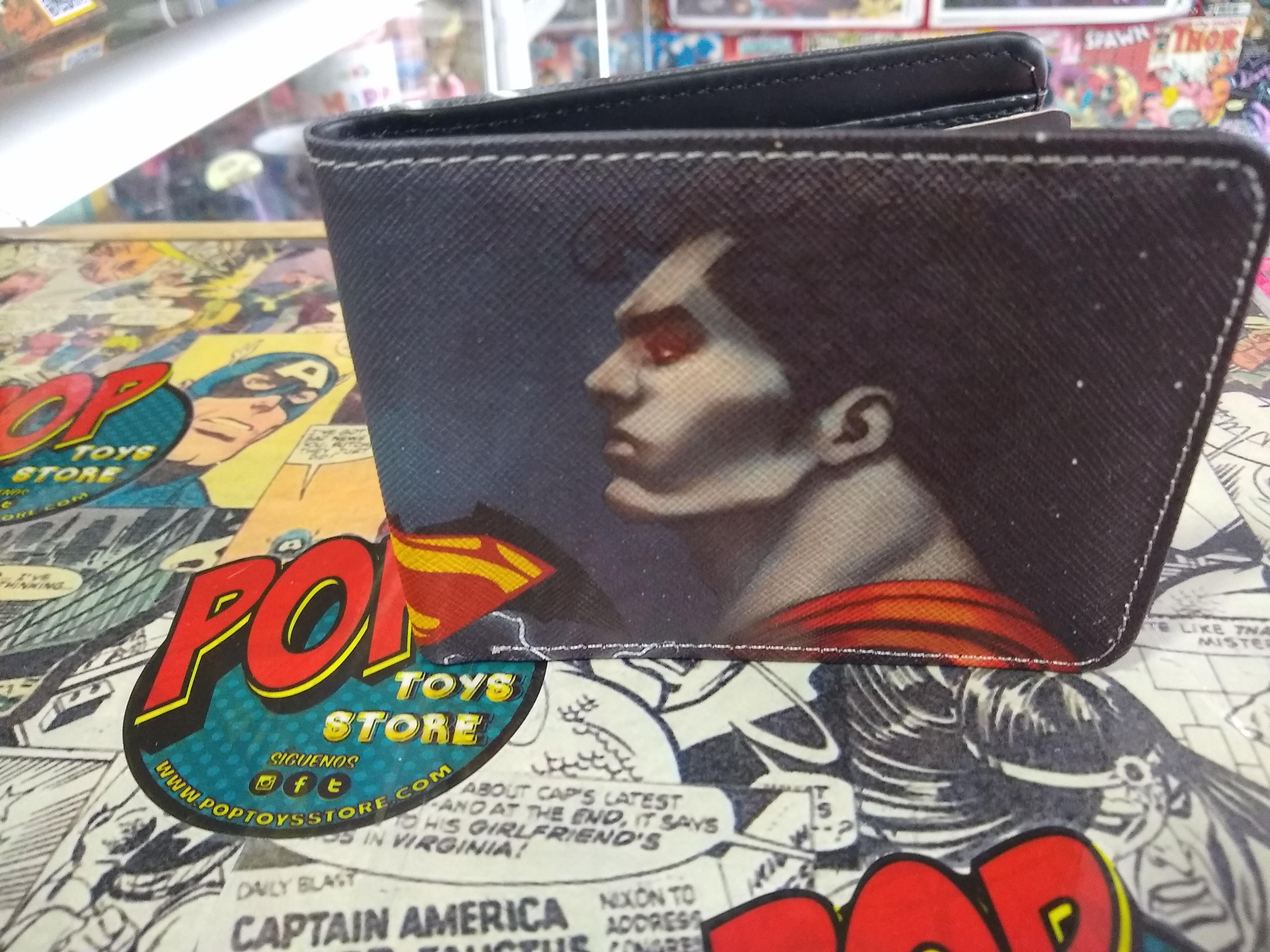 BilleteraBatman superman comic 2