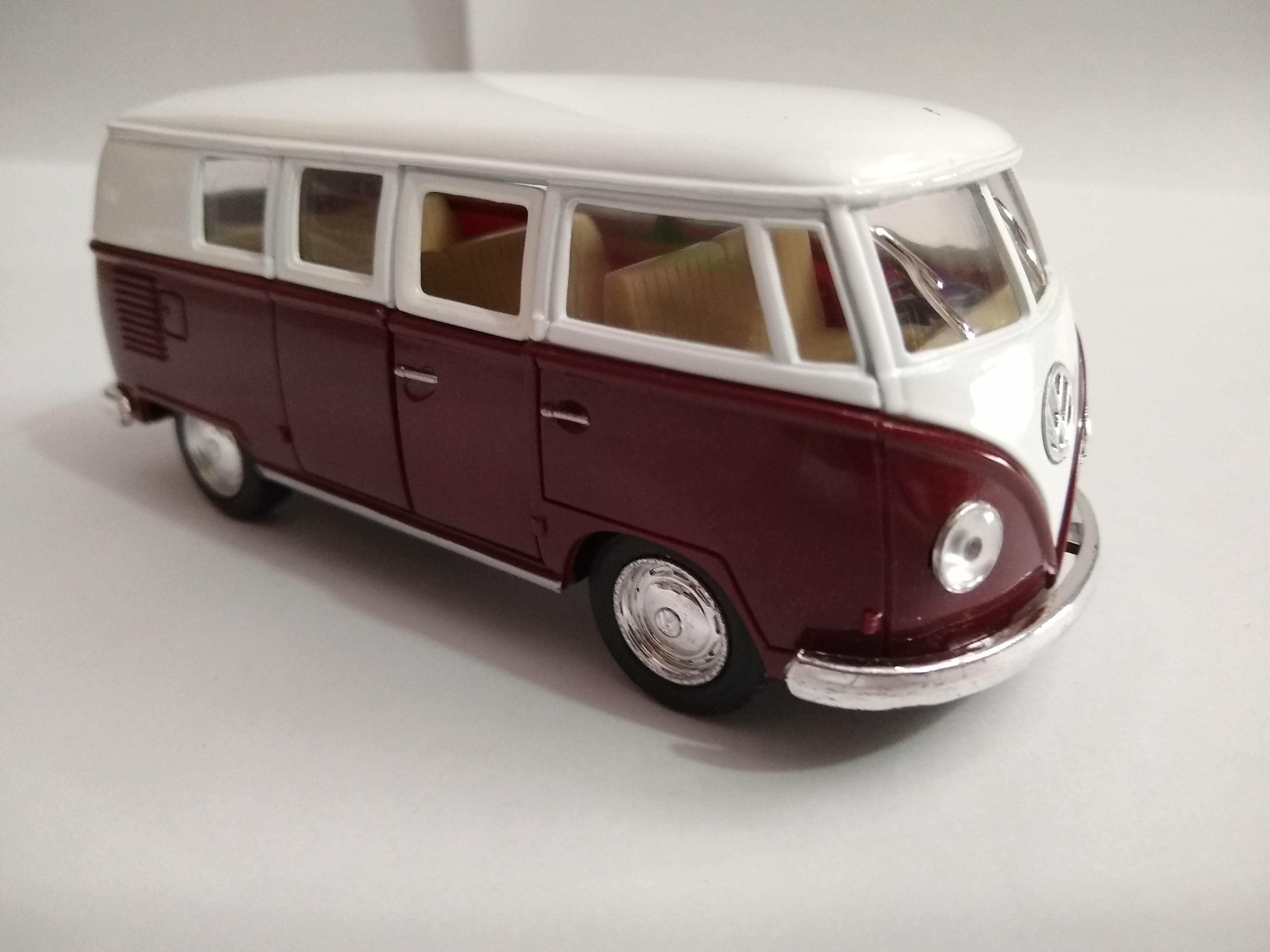 Volkswagen classic buss 1962