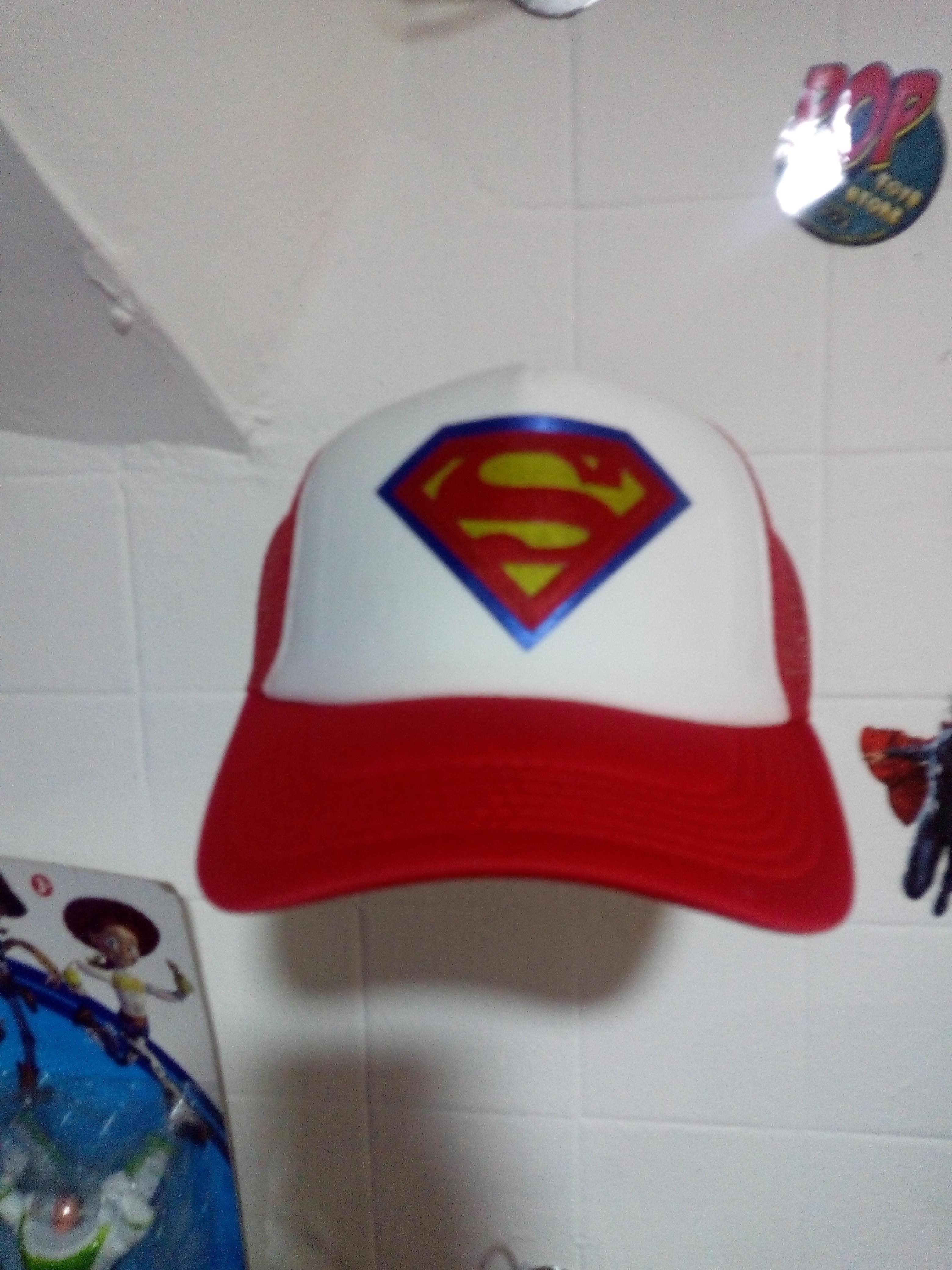 Gorra superman 5