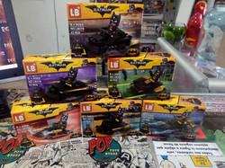 figuras Batman