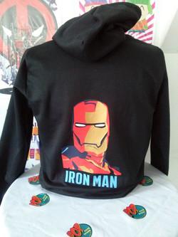 Buzo Iron Man 2